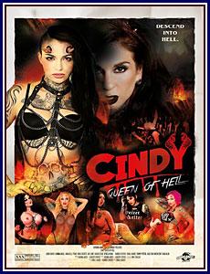 Cindy Queen of Hell Porn DVD