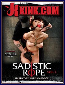 Sadistic Rope 7 Porn DVD