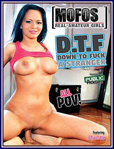 Down To Fuck A Stranger Porn DVD
