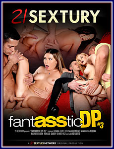 FantASStic DP 3 Porn DVD