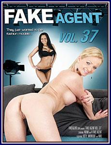Fake Agent 37 Porn DVD