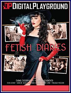 Fetish Diaries Porn DVD