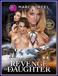 Revenge of A Daughter Porn DVD