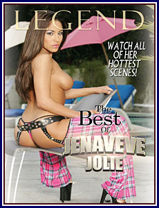 The Best of Jenaveve Jolie Porn DVD