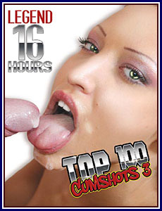 Top 100 Fucking Cumshots 3 Porn DVD