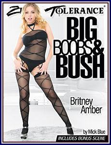 Big Boobs and Bush Porn DVD