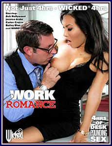 Work Romance Porn DVD