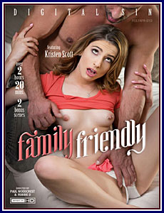 Family Friendly Porn DVD