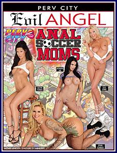 Anal Soccer Moms Porn DVD