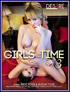 All Girls All The Time 3 Porn DVD