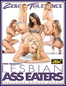 Lesbian Ass Eaters Porn DVD