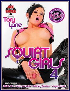 Squirt Girls 4 Porn DVD