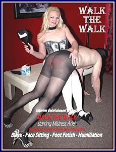 Walk The Walk Porn DVD
