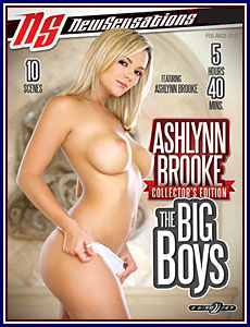 Ashlynn Brooke Collector's Edition: The Big Boys Porn DVD