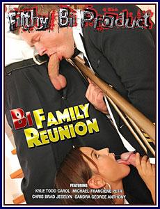 Bi Family Reunion Porn DVD