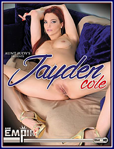 AJ Presents Jayden Cole Porn DVD