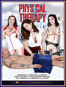 Physical Therapy Porn DVD