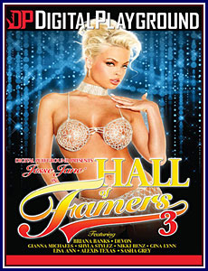 Hall of Famers 3 Porn DVD