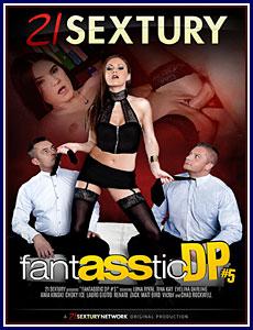 FantASStic DP 5 Porn DVD