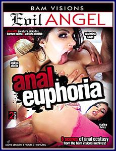 Anal Euphoria Porn DVD