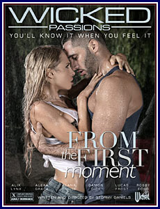 From The First Moment Porn DVD