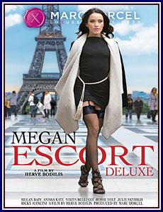Megan Escort Deluxe Porn DVD