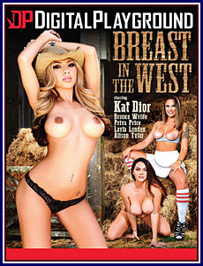 Breast In The West Porn DVD