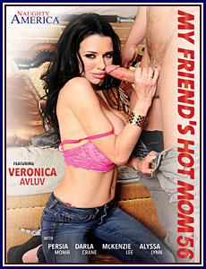 My Friend's Hot Mom 56 Porn DVD