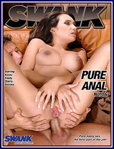 Swank Pure Anal 16 Porn DVD