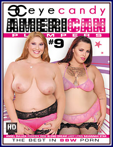 American Plumpers 9 Porn DVD
