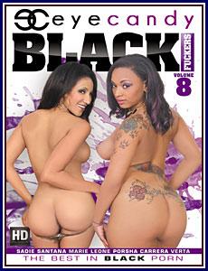 Black Fuckers 8 Porn DVD