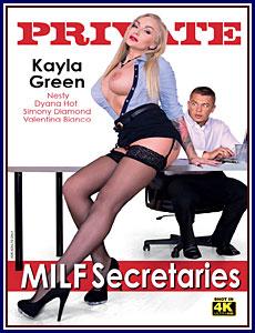 MILF Secretaries Porn DVD