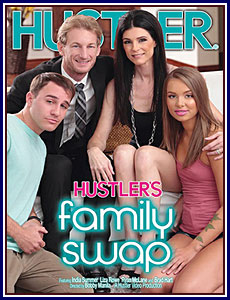 Hustler's Family Swap Porn DVD