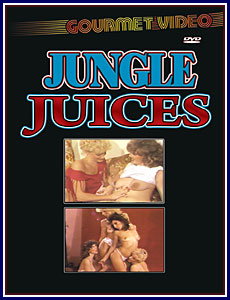 Jungle Juices Porn DVD