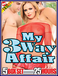 My 3Way Affair 25 Hours 5-Pack Porn DVD