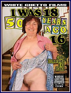 I Was 18 50 Years Ago 16 Porn DVD