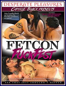 Fetcon Fuckfest Porn DVD