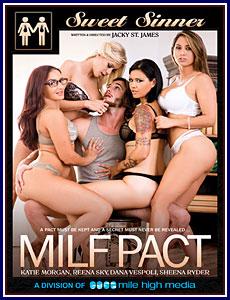 MILF Pact Porn DVD