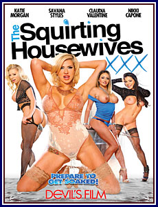 Squirting Housewives Porn DVD