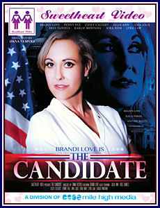 The Candidate Porn DVD
