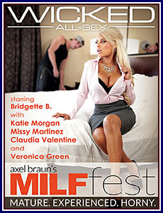 Axel Braun's MILF Fest Porn DVD