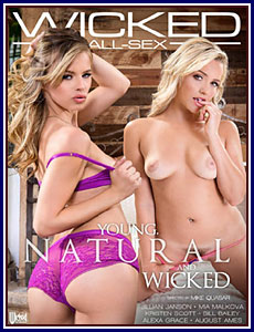Young, Natural and Wicked Porn DVD