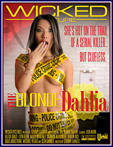 The Blonde Dahlia Porn DVD