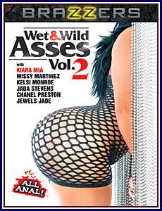 Wet and Wild Asses 2 Porn DVD