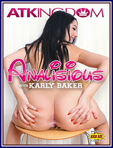 Analisious With Karly Baker Porn DVD