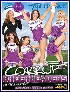 Corrupt Cheerleaders Porn DVD
