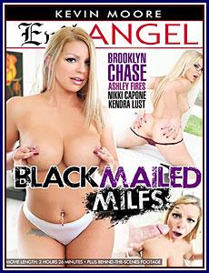 Blackmailed MILFs Porn DVD