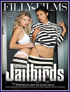 Lesbian Jailbirds Porn DVD