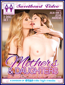 Mothers and Daughters Box Cover Art.