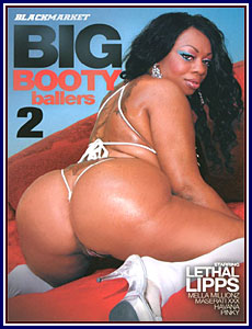 Big Booty Ballers 2 Porn DVD